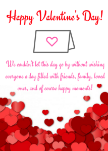 Happy Valentine's Day- Newsletter (1)