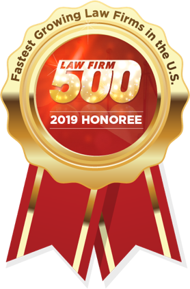 Gulati Law is Awarded 2019 Law Firm 500 Honoree