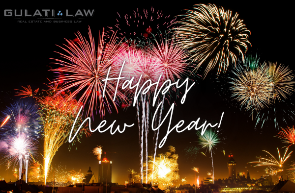 Happy New Year from all of us at Gulati Law!